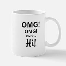 OMG HI! Mug