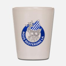 3rd Infantry Division - NOUS Shot Glass