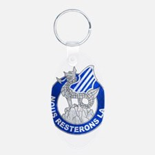 3rd Infantry Division - NOUS Keychains