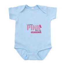 PINK for Grandma Infant Bodysuit