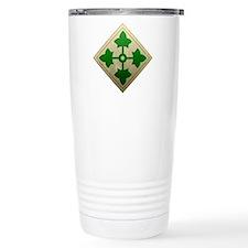 4th Infantry Division - Stead Travel Mug