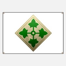 4th Infantry Division - Stead Banner