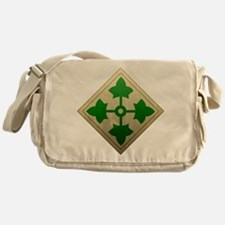 4th Infantry Division - Stead Messenger Bag