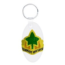 4th Infantry Division - Stead Keychains