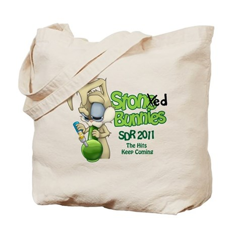 """The Hits Keep Coming"" SDR 2011 Tote Bag"