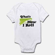 Pit Percussion Marimba Infant Bodysuit
