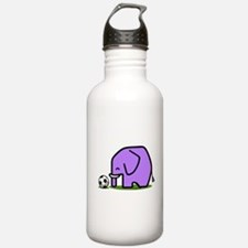 Soccer Elephant(1) Water Bottle