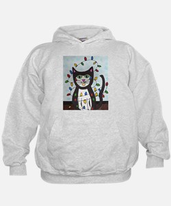 Cute Cat designs Hoodie