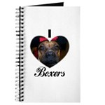 I HEART BOXERS Journal
