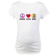 Peace Love Hope Shirt