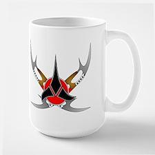 Klingon Emblem Large Mug