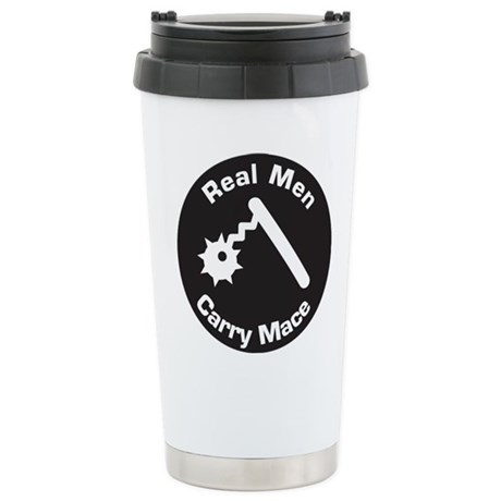 Carry Mace Stainless Steel Travel Mug