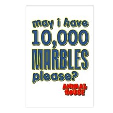 May I Have 10,000 Marbles Please? Postcards (Packa