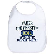 Faber University Athletic Department Bib