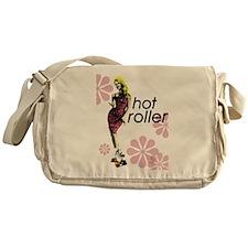 hot roller Messenger Bag