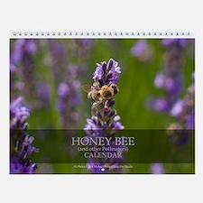 Honey Bee (and other Pollinators) Calendar