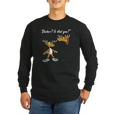 Santa Reindeer T