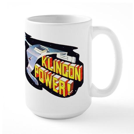 AMT Klingon Power Mugs