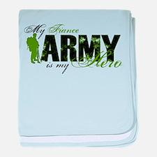 Fiance Hero3 - ARMY baby blanket