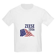 Zeese 06 Kids T-Shirt