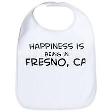 Happiness is Fresno Bib