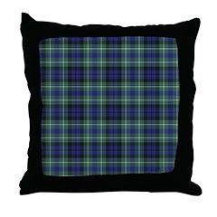 Tartan - MacNeil of Colonsay Throw Pillow
