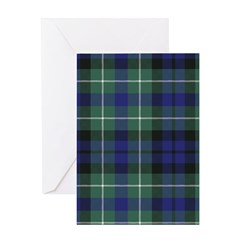 Tartan - MacNeil of Colonsay Greeting Card