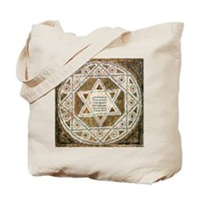 Ancient Magen David Tote Bag