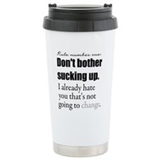 Grey's Anatomy Thermos Mug
