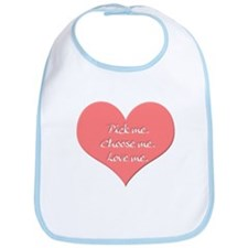 Grey's Anatomy Bib