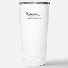 Grey's Anatomy Travel Mug