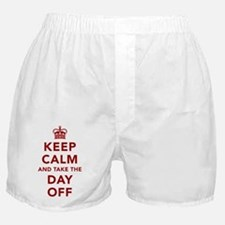 Keep Calm Boxer Shorts