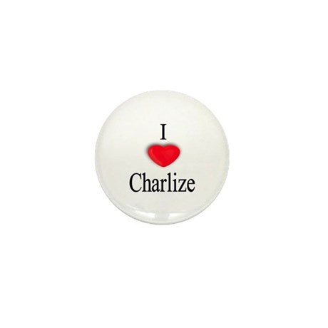 Charlize Mini Button (100 pack)