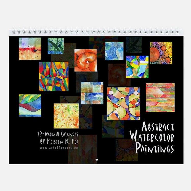 Independent Artist Calendars Independent Artist Calendar Designs