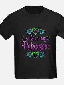 Love My Pekingese T