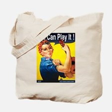 We Can Play It! Tote Bag