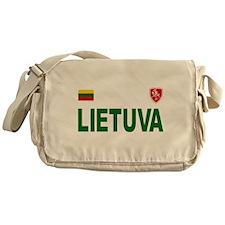 Lietuva Olympic Style Messenger Bag