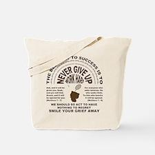 Bootan's badminton Tote Bag