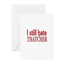 Funny Labour party Greeting Cards (Pk of 20)