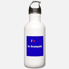 Unique French teacher Water Bottle
