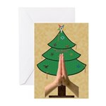 Hands of Faith Greeting Cards (Pk of 20)