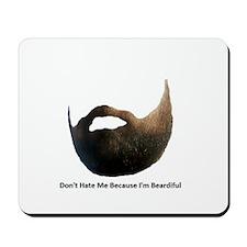 Beardiful Mousepad