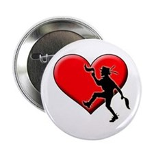 "Love Morris Dancing 2.25"" Button (10 pack)"