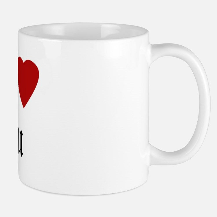 Hella Love Chisinau Mug