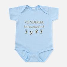 Vintage 1981 Infant Bodysuit