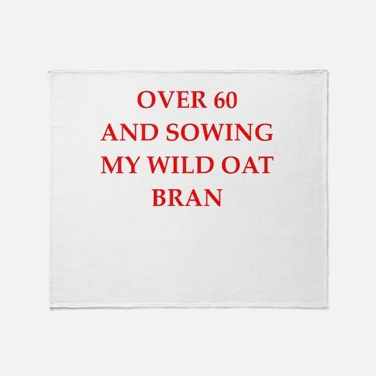 60 Throw Blanket