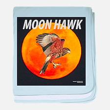 Unique The hawk baby blanket