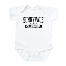 Sunnyvale California Onesie