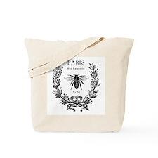 PARIS Bee Tote Bag