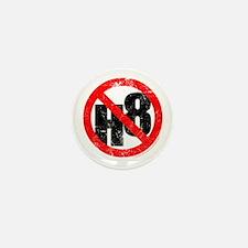 No Hate - < NO H8 > Mini Button (10 pack)